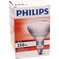 Picture of Promiennik Infrared Philips 250 W,  biały (50241-00-00)