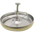 Obrazek Karmnik dla prosiąt ze stali nierdzewnej (2.6 L)