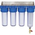 Obrazek Filtr wody 4-stopniowy z płukaniem wstecznym