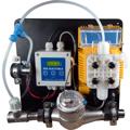 Obrazek HQ-Easymix pompa dozująca dla kwasów do  1 %  z automatycznym systemem wentylacji