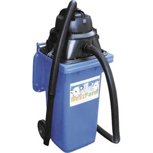 Obrazek dla kategorii Odkurzacz do czyszczenia na mokro/sucho 120 l
